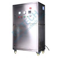 Quality Stainless steel Ozone water generator with PSA oxygen concentrator for sale