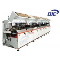 Buy cheap Touch Screen Silicone Sealant Tube Screen Printing Machine / 4 Color Screen from wholesalers