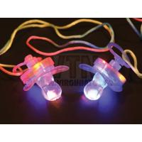 Quality Fashion led flashing necklace for sale