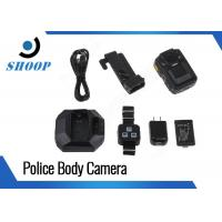 China App Control Body Camera Recorder , Body Worn Camera With Night Vision on sale