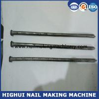 China China Automatic Nail & Screw Wire Nail Making Machine Supplier on sale
