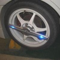 Quality Automotive LED On-wheel Lighting with Re-programmable Imaging System, Displays Full Color Images for sale