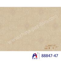 Quality Bright Color PVC Decorative Film For Wallboard , Thickness Of 0.12 To 0.14mm for sale