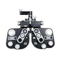 Quality Black And White Optometry Phoropter Fully Sealed Vision Tester GD8704 for sale