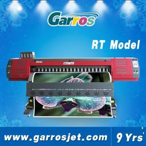 Quality Digital Printer/Sublimation Printer/Fabric Printer/ T-shirt Canvas Printing Machine Garros RT1801 for sale