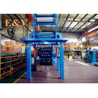 Quality 4000T 16mm  copper rod upcasting machine with 300 type furnace for sale