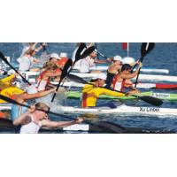 Quality 1X 2X 4X 8X Racing Rowing Boats High performance Swift Boat for sale