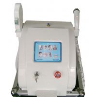 Quality Elight Skin Toning / Fine Lines Removal Bipolar Rf Hair Removal Machine for sale