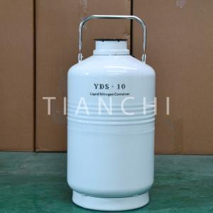 Quality Tianchi farm yds10 liquid nitrogen container for sale