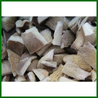 Quality IQF Frozen Oyster Mushroom Quarter(1/4) for sale