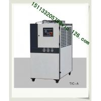 Quality High efficient heat exchanger cooling water chiller/Air cooled chiller for Plastic Molding for sale