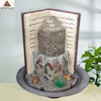 China Polyresin Book Shape Fountain(SY907018) on sale