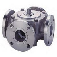 Quality 2062 Type Stainless Steel Ball Valve Flanged End 5 Way 150LB Pressure for sale