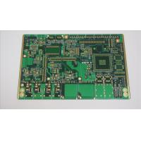 High Temperature Green 1 Oz 4 Layer PCB Board For Medical Control System
