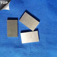 Quality High Hardness Electrical Tungsten Alloy Sheet Powder Metallurgy Processing for sale