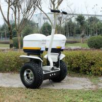 Quality Police Use Electric Chariot Scooter , Fast Motorised Off Road Segway for sale