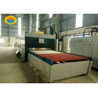 Quality Automatic Flat Glass Tempering Furnace Glass Toughening Oven 4 - 19mm Glass Thickness for sale