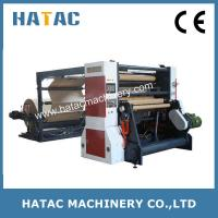Quality High Speed Cigarette Paper Slitting Machine,Automatic Tipping Paper Slitter Rewinder for sale