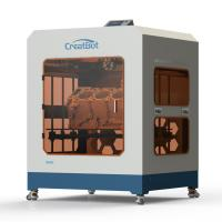 Quality Three Dimensional Plate Type Large Scale 3D Printer With Color Touch Screen for sale