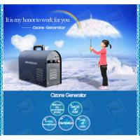 Quality Office Ozonator Air Purifier Small Ozone Generator Smoke Removal for sale