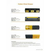 Buy cheap Rubber Wheel Stopper from wholesalers