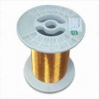 Quality Enameled or Aluminum Motor Winding Wire, Lightweight, RoHS Directive-compliant for sale