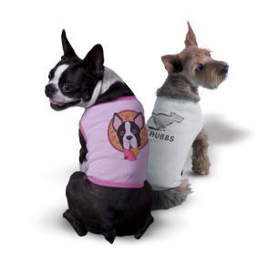 Quality 2011 new Pink Dots  Fleece Dog T-Shirt Clothes Size XXXS-Medium for sale