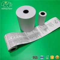 Quality 80*60mm Thermal Cash Register Paper Rolls for Cash Register/POS/PDQ Machine & Small Ticket Printer for sale
