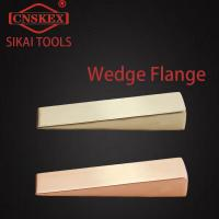 Quality Non sparking tools anti - explosion Wedge Flange safety hand tools for sale