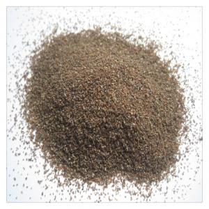 Quality 20-40mesh 30-60mesh garnet sand for blasting abrasive for sale