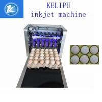 Quality Automatic Egg Inkjet Batch Coding Machine To Enhance The Product Image for sale