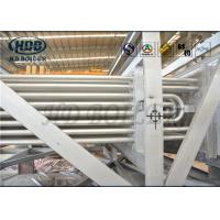 Quality Natural Gas Heater Tube Bundle Boiler Pressure Parts Stainless Seamless Tube for sale