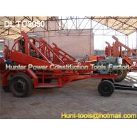 Quality Self Loading Cable Trailer Cable and Pipe Laying Equipment for sale