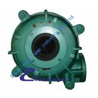 Quality EHR-4D abrasion and corrosion resistant elastomer rubber lined slurry pumps for sale