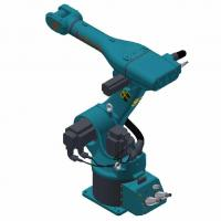 Quality Industrial Robotic Welding Robot 12 Bit Accuracy With Ether CAT Servo System for sale