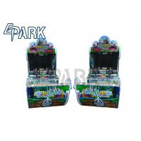 China Indoor Kids Coin Operated Game Machine ,  Arcade Gun Shooting Game on sale