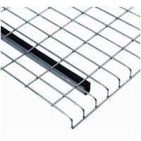 Quality 50x100 Steel Mesh Decking U Style Channel Weight Capacity 500-3000kg for sale