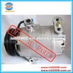 UNIVERSAL AC COMPRESSOR Sanden 508 SD508 SD5H14 6630 4536 6676 132mm