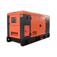 Quality 25KVA ISUZU diesel generator set Denyo type super silent generator for sale