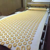 China PVC / PU White Rubber Conveyor Belt Food Grade With Customized Size on sale