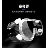 Quality Custom Medical Anti Fog Protective Goggles Clear Color Wide Vision Field for sale