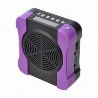 Quality Portable Mini Amplifier with USB SD Card Speaker for sale