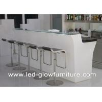 Quality Environmental Remote controller illuminate LED glow furniture with CE RoHS FCC for sale