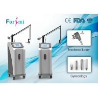 Quality Best product for scar removal and acne removal fractional CO2 laser machine for sale
