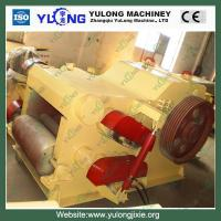Quality wood continuous crushing machine used to cut the wood/log/branches into sawdust for sale