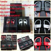 China New!!!Hot sale black/white/red beats powerbeats 2 wireless earphone by dr dre on sale