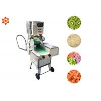 Quality Electric Slicer Vegetable Processor Machine Industrial Fruit Vegetable Cutter for sale