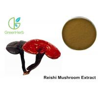 Quality Anti Aging Pure Reishi Mushroom Extract Beta D - Glucan Against Tumors for sale