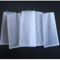 Quality Customized Size High Temperature Filter Bags , Recyclable Filter Media Bags for sale