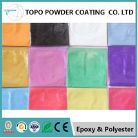 Quality RAL 1013 Aluminium Section Powder Coating 70% Gloss Good Overbake Resistance for sale